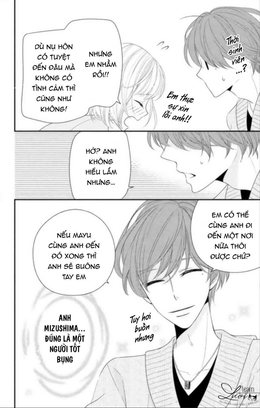 Ai đó đã hôn tôi chap 1 - Trang 28