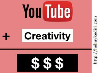 Cara menghasilkan uang dari situs youtube