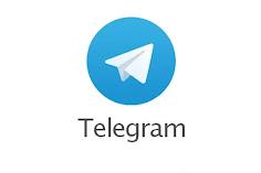 Estamos no Telegram