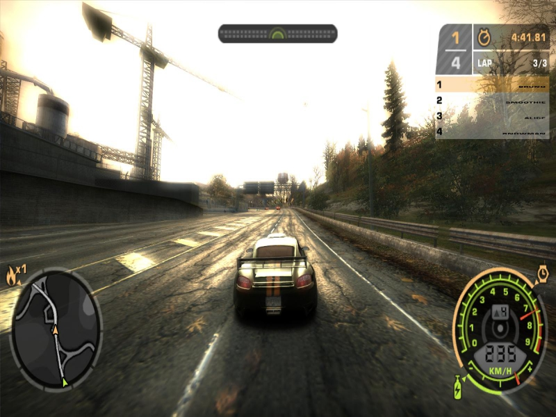 Download Need for Speed Most Wanted 2005 Game Setup Exe