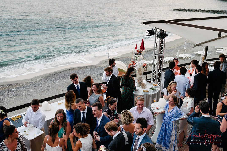 matrimonio Baba Beach Alassio