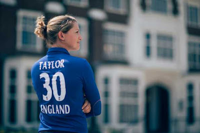 English Cricketer Sarah Taylor