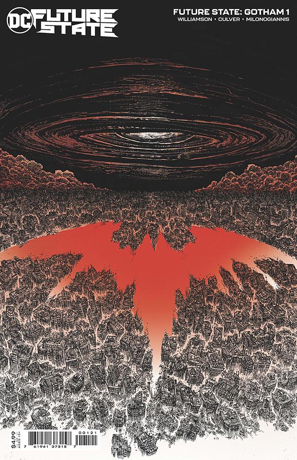 Future State: Gotham #1 - Cover 2