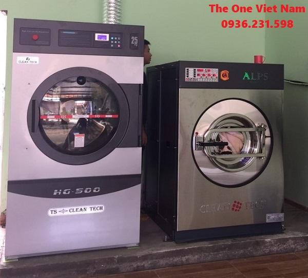 lợi thế kinh doanh giặt ủi và đơn vị cung cấp máy giặt công nghiệp ở Tp Hồ Chí Minh