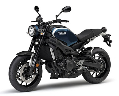 Yamaha XSR900 side view  image