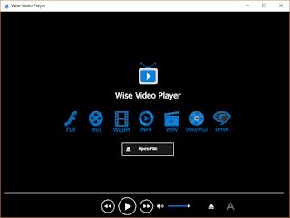 تنزيل برنامج تشغيل جميع صيغ الفيديو والصوت Wise Video Player