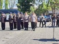 Jenazah Almarhum Brigpol Anumerta Hedar Tiba di Bandara Sultan Hasanuddin Makassar