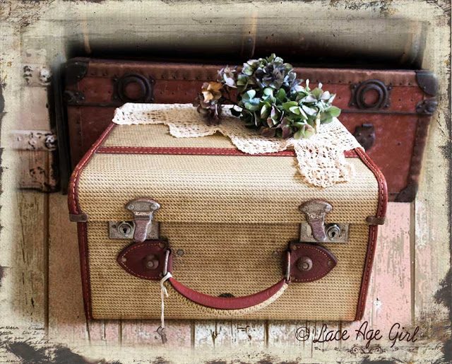 Suitcase by Jesse Rowan