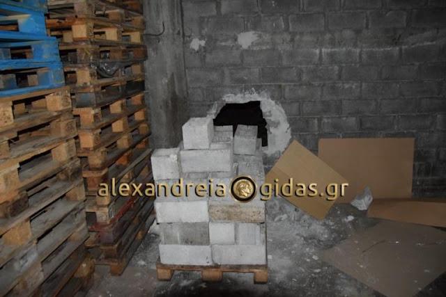 Ημαθία: Οι αποθήκες του σούπερ μάρκετ έκρυβαν αυτές τις εικόνες – Το μήνυμα του ιδιοκτήτη