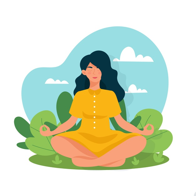 Get Up in the Morning and Do Meditation