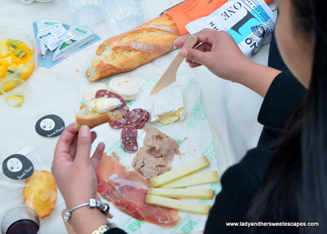 Parisian Picnic must haves