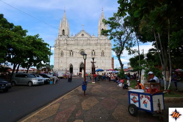 El Salvador. Santa Ana, Catedral
