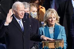 Resmi Jadi Presiden AS ke 46, Joe Biden Gunakkan Akun Twitter @POTUS