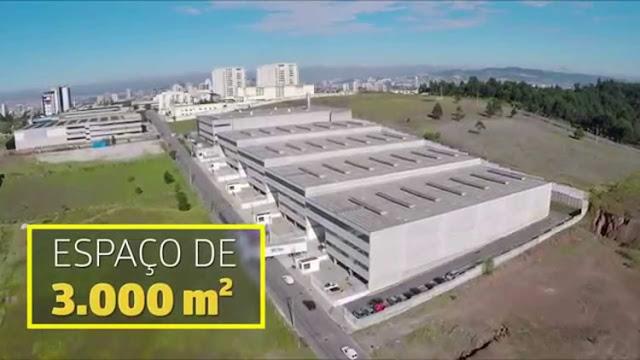 Conheça a Fábrica da Hinode Cosméticos