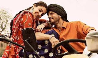 ButterflyTeaser: पंजाब के खेतों में अनुष्का शर्मा के साथ रोमांस करते दिखे शाहरुख खान