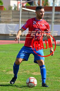 Luis Serrano Real Aranjuez fútbol