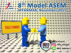 Fully Funded: 8th Model Asia-Europe Meeting, Myanmar