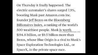 "Elon Musk Net Worth ""एलोन मस्क नेट वर्थ"""