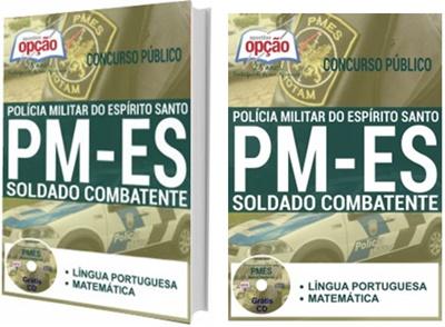 Apostila concurso PMES Soldado