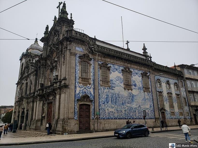 Igreja do Carmo - O que fazer no Porto, Portugal