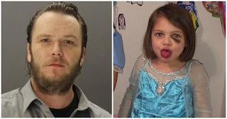 ΗΠΑ: Πατριός διέλυσε στο ξύλο μέχρι θανάτου και κρέμασε με ζώνη την 4χρονη κόρη της συντρόφου του