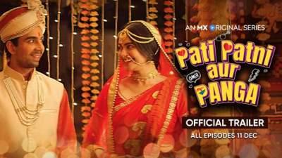 Pati Patni Aur Panga (2020) Hindi Web Series Season 1 480p