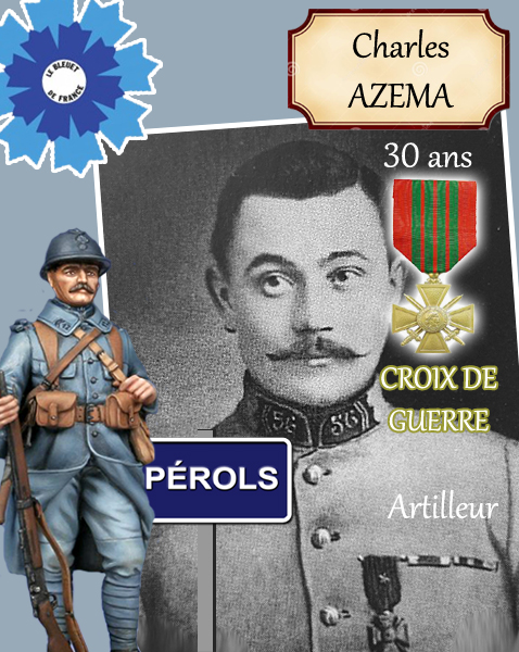 Charles Azema – Pérols