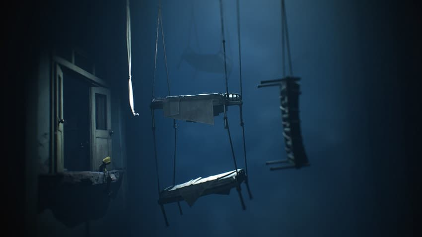 Рецензия на игру Little Nightmares 2 - Кошмарики вернулись! - 03