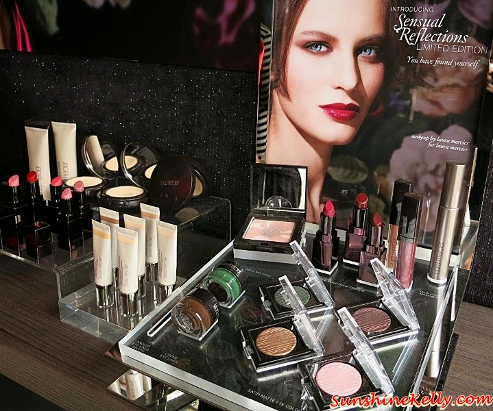 Laura Mercier Fall 2014 Sensual Reflections, Laura Mercier, Laura Mercier Makeup, Laura Mercier Fall 2014, Sensual Reflections, Samson Chan, Makeup Artist, Fall Makeup Trend, Fall 2014 Colours