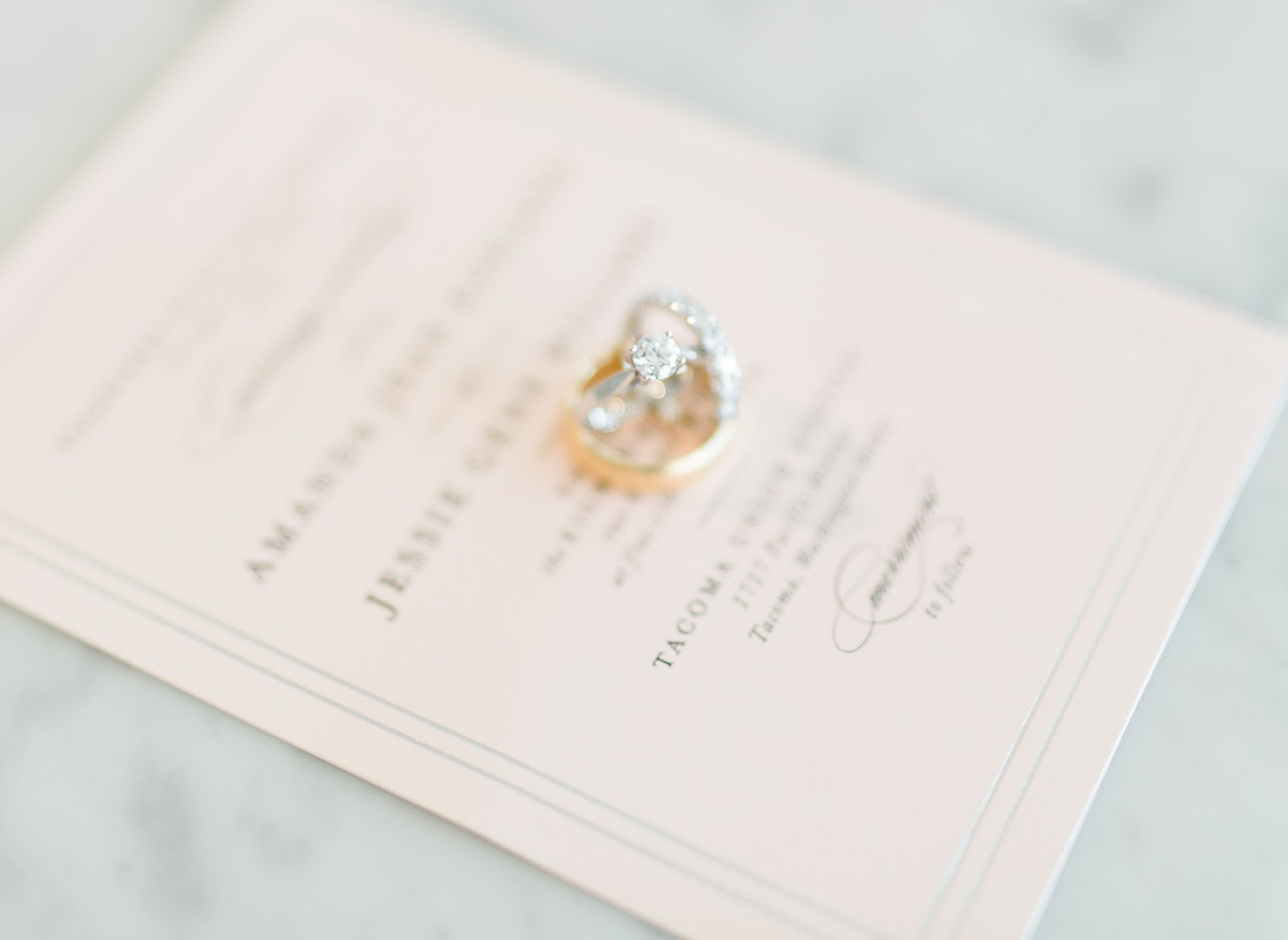 Tacoma Union Station Wedding Photography by Something Minted Photography