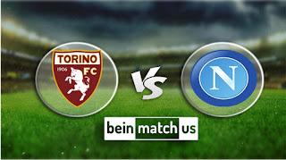 مشاهدة مباراة نابولي وتورينو بث مباشر اليوم