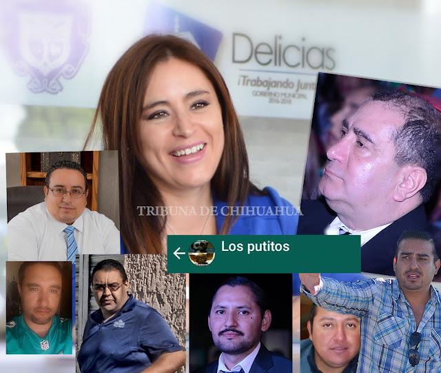 """CAMERINA... Y LOS """"PUTITOS"""" DEL PAN"""