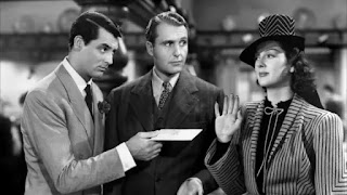Films I watch repeatedly (a new series): His Girl Friday
