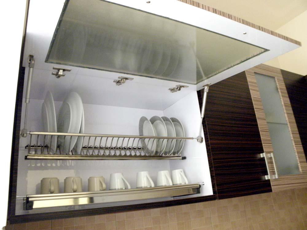 60 Model Rak Piring Minimalis Modern Dan Klasik Desainrumahnya Com