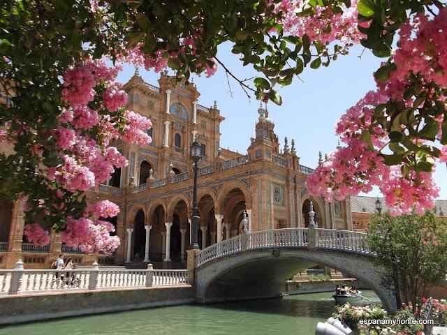 Экскурсии в Севилье