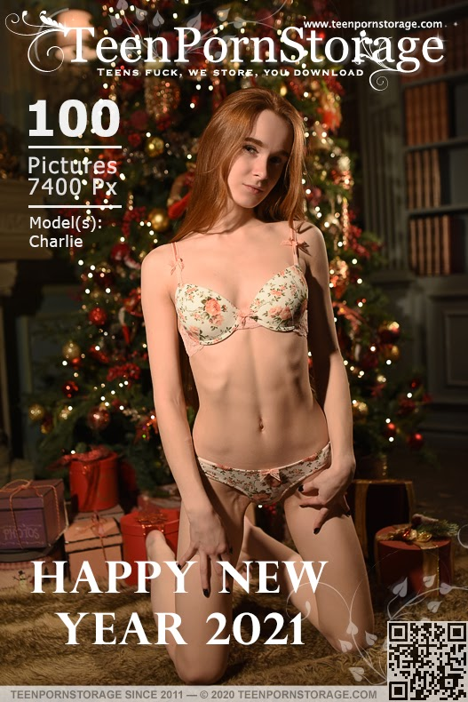 [TeenPornStorage] Charlie - Happy New Year 2021 sexy girls image jav