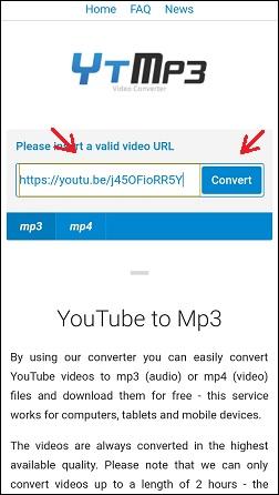 Cara Download Video Youtube Langsung Jadi Mp3