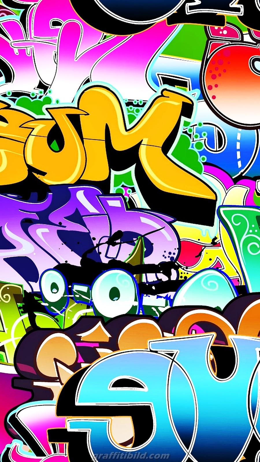 graffiti wallpaper android, graffiti hintergrundbilder handy