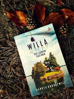 Willa pod czarnym tulipanem - Danuta Korolewicz