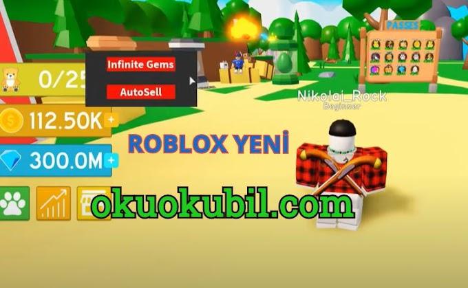 Roblox Teddie Simulator Script, Infınıte Gems, Auto Sell Sınırsız Elmas Hilesi 2020