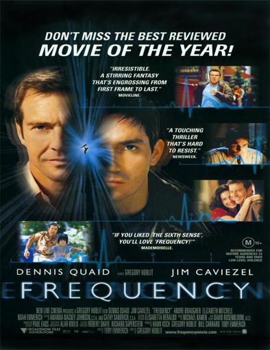Ver Desafio al tiempo (Frequency) (2000) Online