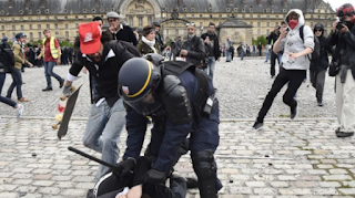 Is Paris Burning? Recurring Violence Dogs France's Image