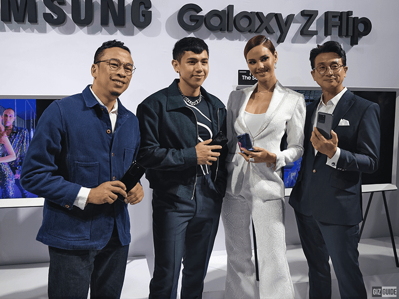 Samsung Galaxy Z Flip, S20, S20+, and S20 Ultra launched in PH