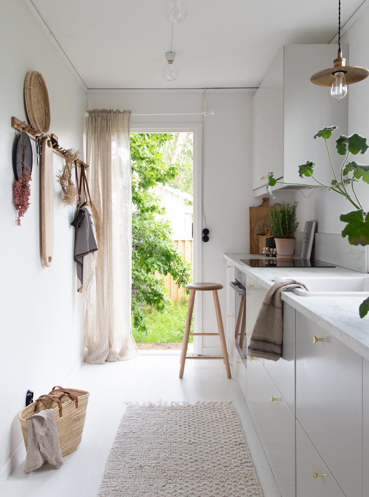 Back Again! (Plus Our Summer Cottage kitchen Renovation)