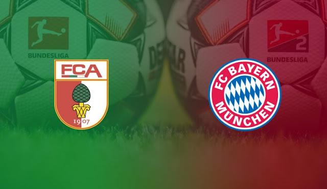 موعد مباراة بايرن ميونخ وأوجسبورج اليوم في الدوري الالماني يلا شوت جوال
