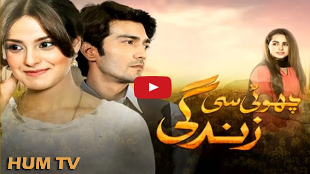 Choti Si Zindagi OST Lyrics Hum TV