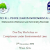 One Day Workshop on Compliances under Environmental Laws 3 rd November 2019