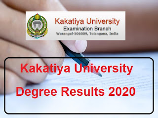 Manabadi KU Degree Results 2020