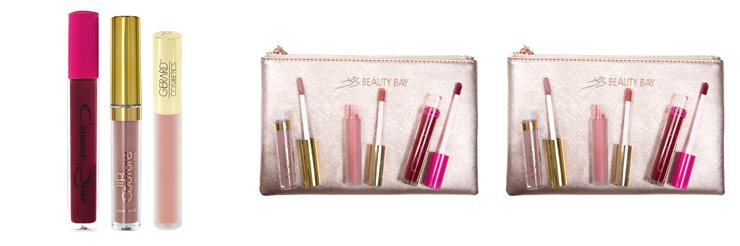 Beauty Bay Holiday Makeup Bag Lip Studio Amp It Up