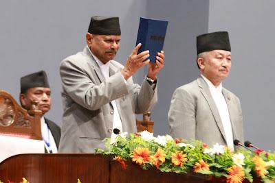 नेपाल का संविधान